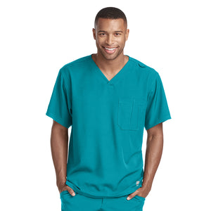 Structure Scrub Top | Teal