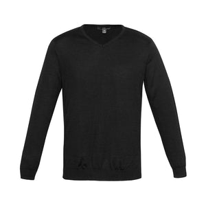 The Milano Knit | Mens | Jumper | Black