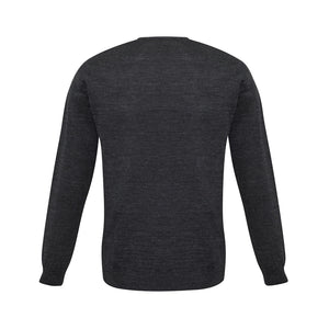 The Milano Knit | Mens | Jumper | Charcoal