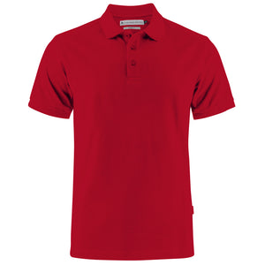 Neptune Polo | Reg Fit | Red