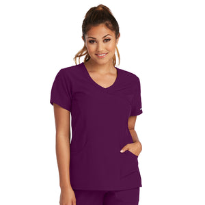 Ladies Reliance Top | Wine