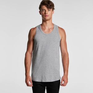 Authentic Singlet | Grey Marle