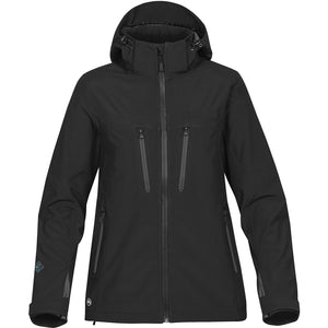 The Patrol Jacket | Ladies | Black/Grey
