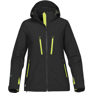 The Patrol Jacket | Ladies | Black/Kiwi