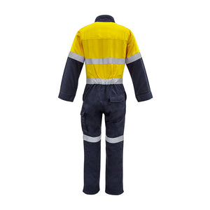 The Tom Coverall | Mens | Hi Vis | Flame Resistant
