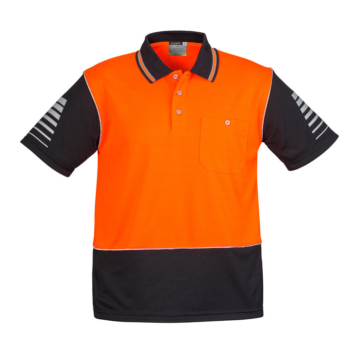The Hi Vis Zone Polo | Short Sleeve | Mens