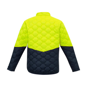 The Chris Jacket | Mens | Yellow/Navy