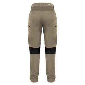 The Max Pant | Mens | Cuffed | Khaki