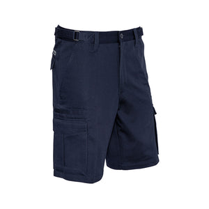 Basic Cargo Short | Navy