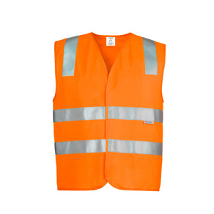 The Mason Vest | Mens | Velcro | Orange