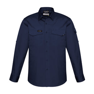 The Nick Shirt | Mens | Long Sleeve | Navy