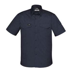 The Nick Shirt | Mens | Short Sleeve | Charcoal