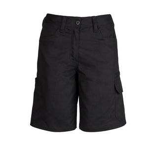 The Jane Short | Ladies | Black