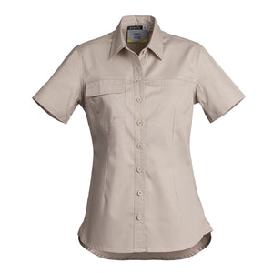 The Jen Shirt | Ladies | Short Sleeve | Sand