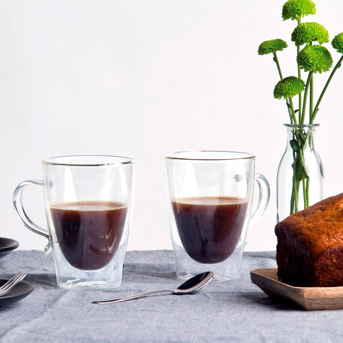 The Aroma Glass Coffee Cup Set