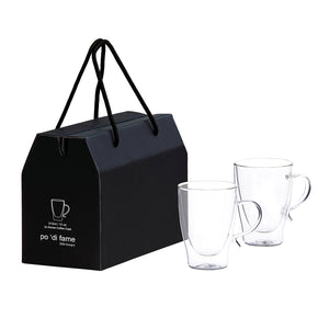 The Aroma Glass Coffee Cup Set | House of Uniforms