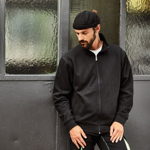 Basic Zip Jacket | Black