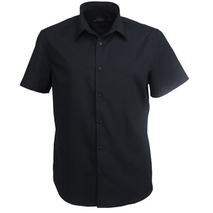 The Candidate Shirt | Mens | Short Sleeve | Black