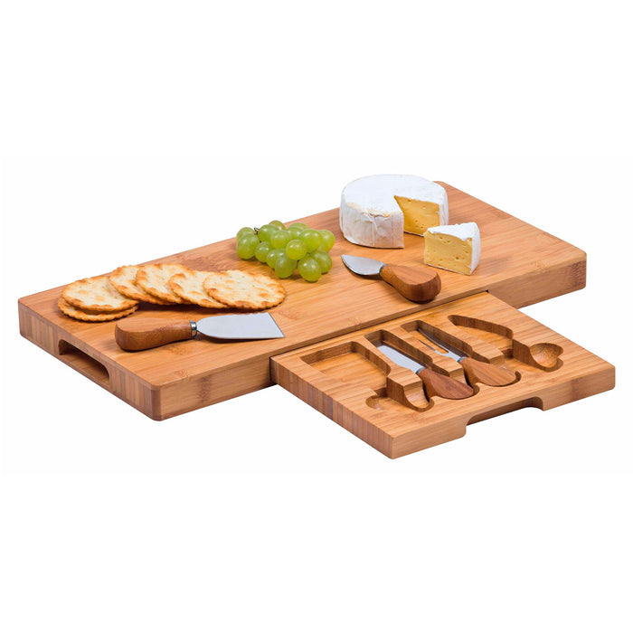 The Gourmet Cheese Board Set