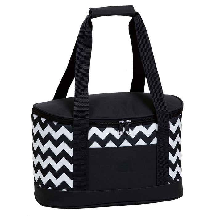 The Oasis Chevron Cooler