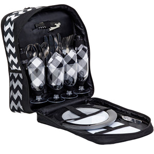 Oasis 4 Person Picnic Set