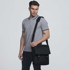 The Cross Over Messenger Bag