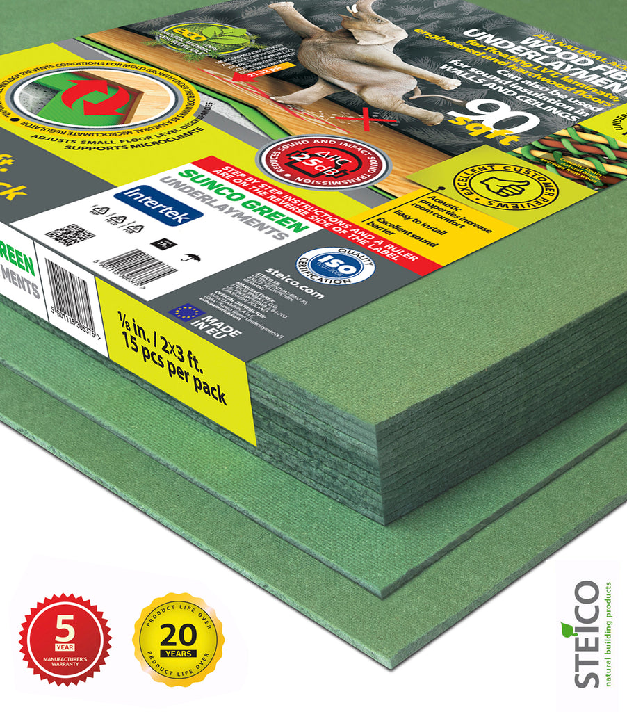 easy to install flooring underlayment