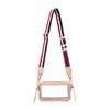 Customizable Clear Handbag Strap - See Through Bags