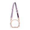 Designer Clear Handbag Strap - See Through Purse