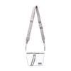 Designer Clear Handbag Strap - Transparent Purse