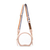 Stylish Clear Handbag Strap - See Through Purse