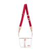 Stylish Clear Handbag - See Through Cross Body Purse