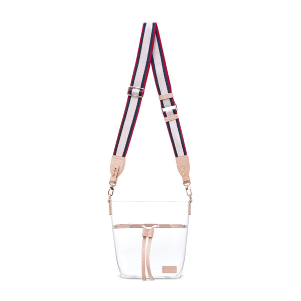 Stylish Clear Handbags - See Through Cross Body Purse