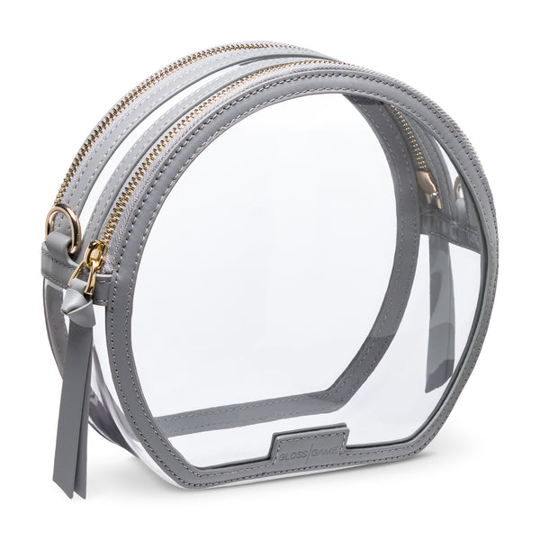 Designer Clear Handbags - See Through Stadium Bags