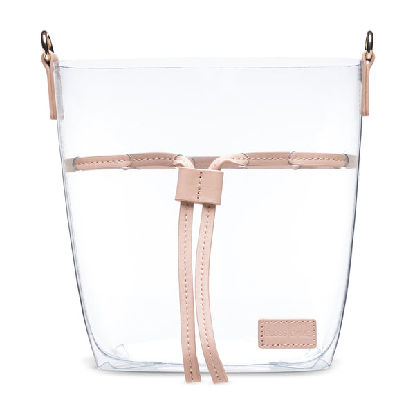 Stylish Clear Handbags - See Through Cross Body Bag