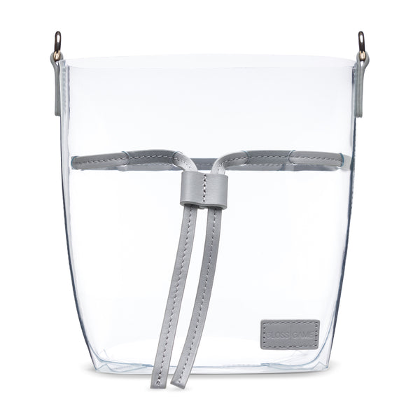 Stylish Clear Handbags - See Through Stadium Bag
