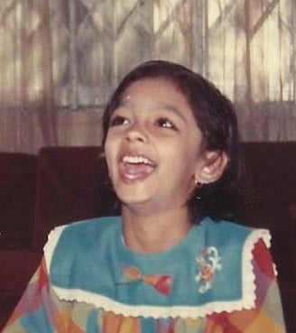 Preeti Viswanathan Childhood Picture for Spiffy's Blog at Ladderworks