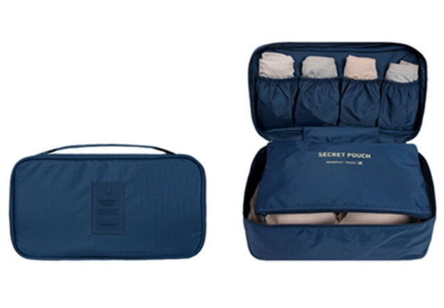 Underwear Travel Bag - TRAVEL CONPASSION