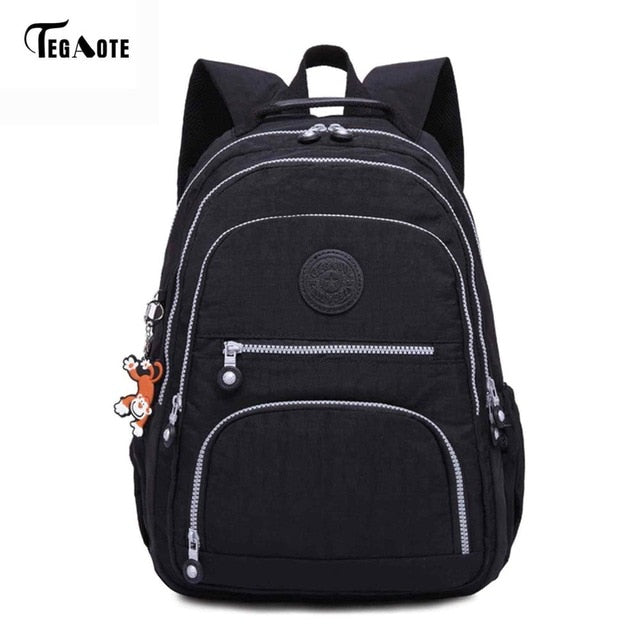 School Backpack for Teenage - TRAVEL CONPASSION