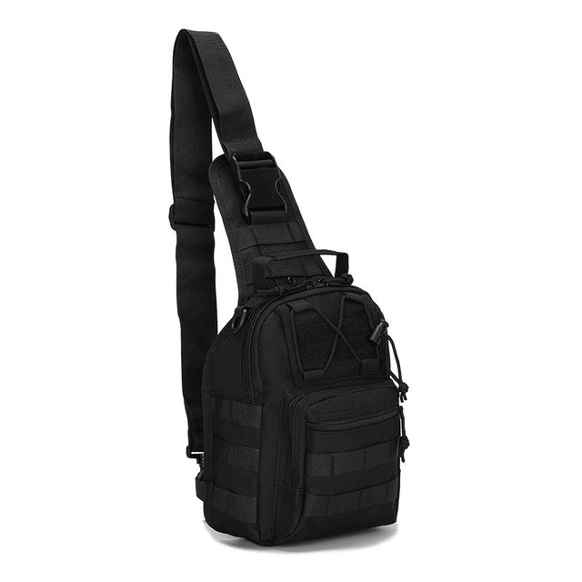 Shoulder Military Backpack - TRAVEL CONPASSION