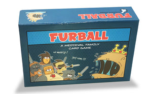 Furball - The Family  Fun Card Game