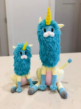 Load image into Gallery viewer, #1 Unicorn Llama Cat Plushie