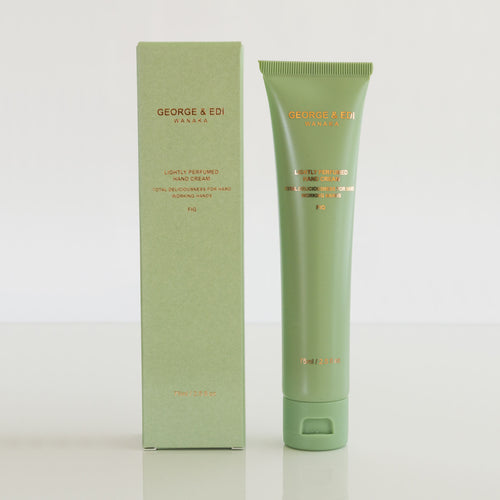 George and Edi Hand Cream - Fig