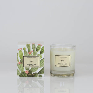 George & Edi Candle - Fig