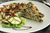 Veg and Lupin Crustless Quiche