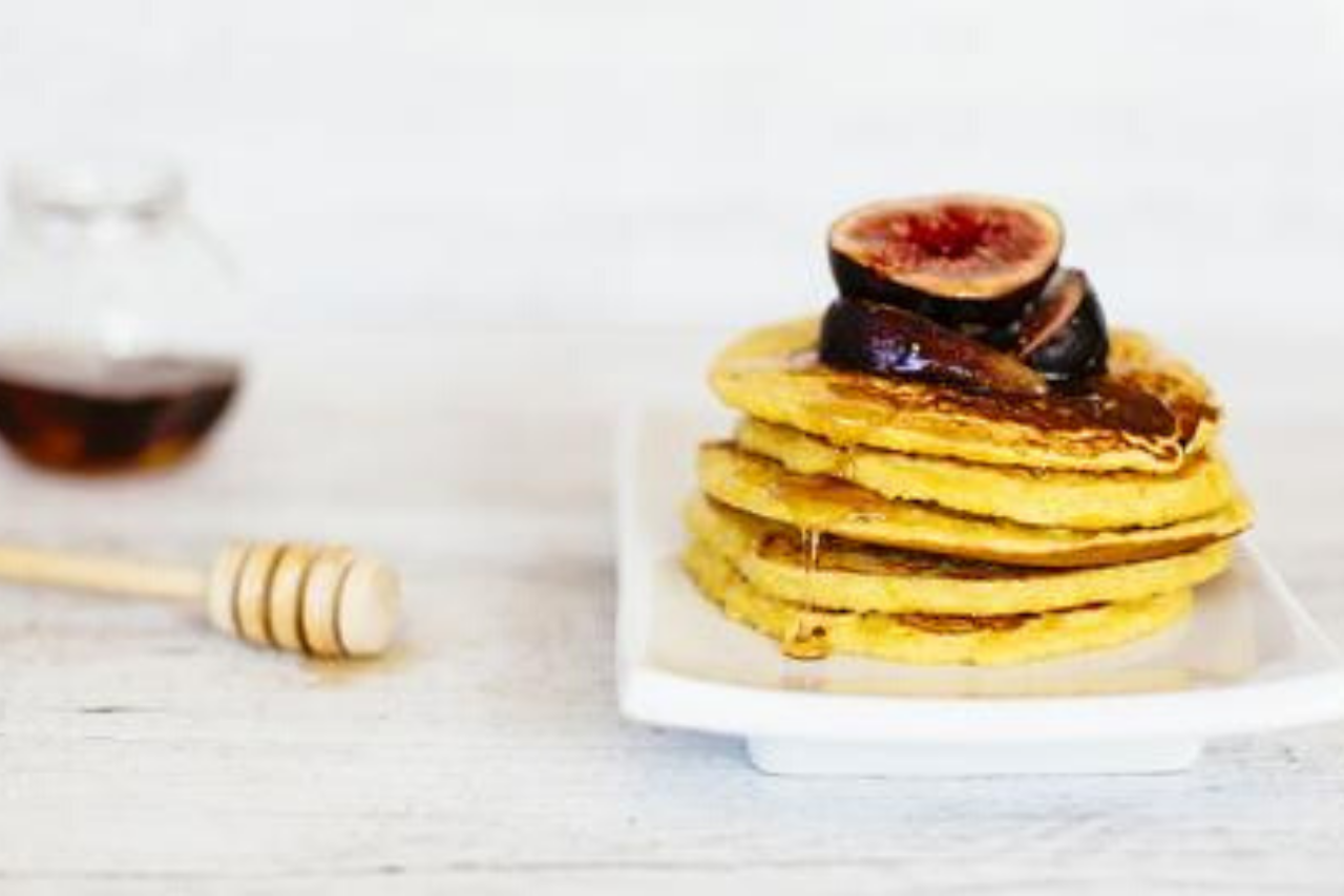 Low Carb Lupin Protein Pancakes