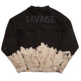 Savage Acid Wash Jacket