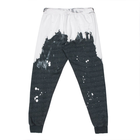 Acid Wash Charcoal Sweatpant