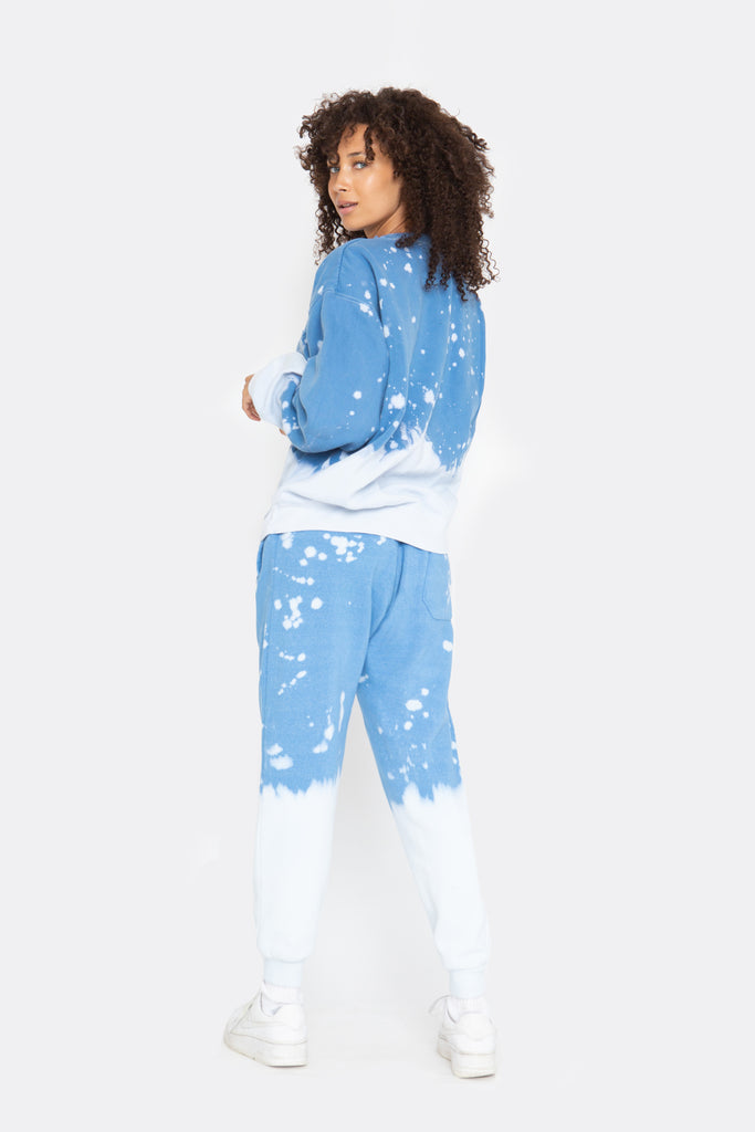 Acid Wash Vinca Sweatpant