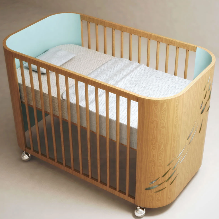 THE 5-IN-1 EMBRACE LUCK CRIB
